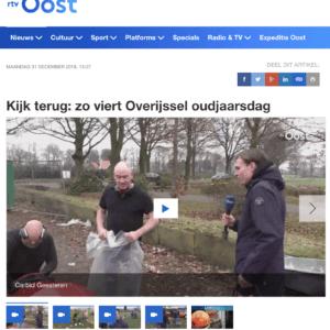 Carbid schieten voor Reddegrutto.nl